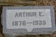 Profile photo:  Arthur Eugene Branam