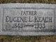 """Eugene L """"Gene"""" Keach"""