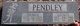 Profile photo:  Ada Lucille <I>Perry</I> Pendley