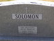 Lloyd Dale Solomon