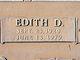 Edith <I>Duff</I> Miller