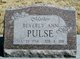 "Beverly Ann ""Bev"" <I>Halverson</I> Pulse"