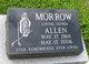 Profile photo:  Allen Morrow