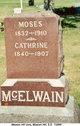 Moses McElwain