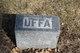 Profile photo:  Uffa Baal