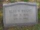 Elsie W. Wright