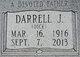 Profile photo:  Darrell James Turner