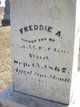 "Profile photo:  Frederick A ""Freddie"" Cline"
