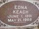 Edna Keach