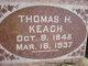 Thomas H Keach