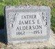 Profile photo:  James E. Alderson