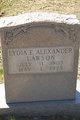 Lydia Ellen Alexander