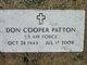 Don Cooper Patton