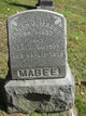 Judson Mabee