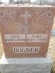 Profile photo:  John Bogner