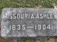 Missouri A. Ashley