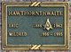 Mildred C <I>Buffington</I> Hawthornthwaite