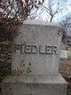 Profile photo:  Adolph H. Fiedler