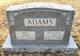 Profile photo:  Annie <I>Shoeman</I> Adams