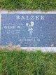 "Profile photo:  Russell Gene ""Russ"" Balzer"