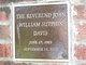 Rev John William Sutphin Davis