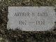 Profile photo:  Arthur H. Baily