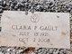 Clara Mae <I>Pennington</I> Gault