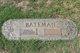 Otha Alton Bateman