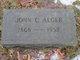 John Cobb Alger