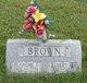 Profile photo:  Blanche Pearl <I>Bush</I> Brown