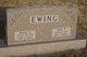 Profile photo:  Ada V <I>Mayfield</I> Ewing