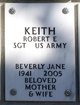 Beverly Jane Keith