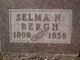 Selma Nora <I>Meland</I> Bergh