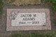 Jacob M Adams