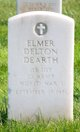 Profile photo:  Elmer Delton Dearth