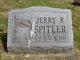 """Corp Jerry Robert """"Buzzy"""" Spitler"""