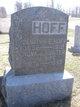 Profile photo:  Clinton E. Hoff