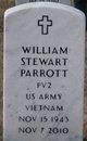 Profile photo:  William S Parrott