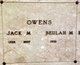 Jack Milton Owens