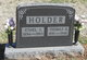 Profile photo:  Ethel S. <I>Harman</I> Holder