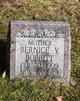 Profile photo:  Bernice Violet <I>Carver</I> Bobbitt