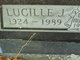 Profile photo:  Lucille Jean <I>Lochner</I> Kluth