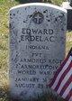 Edward Erdelac
