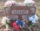 Hilma Mae <I>Davis</I> Adams