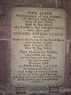 Rev George Lloyd