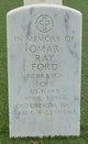LCDR Omar Ray Ford
