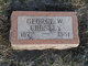 Profile photo:  George Washington Crosley, Sr