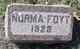 Norma Foyt