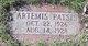 Artemis Patsis