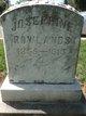 """Josephine """"Joey"""" <I>Van Treese</I> Rowlands"""